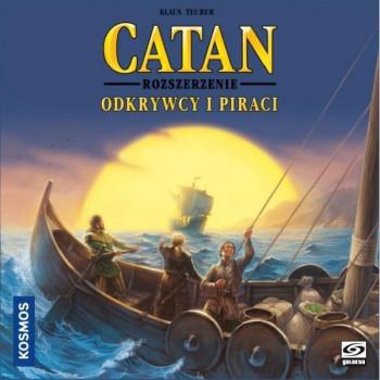 Catan: Odkrywcy i Piraci GALAKTA
