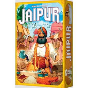 Jaipur (nowa edycja) REBEL