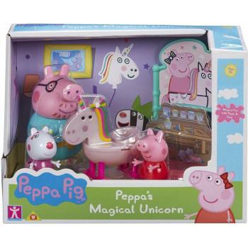 Peppa - Zestaw jednorożec