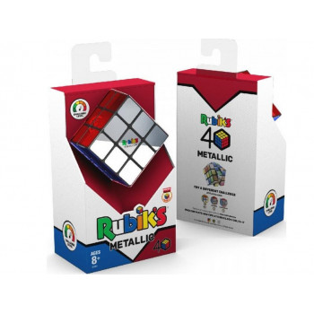 Kostka Rubika 3x3 Metalik RUBIKS