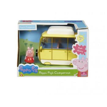 Peppa Pig - Kamper Peppy z figurką 2