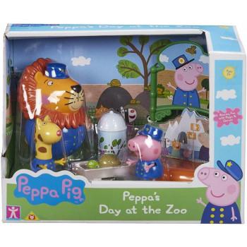Peppa - Zestaw w zoo