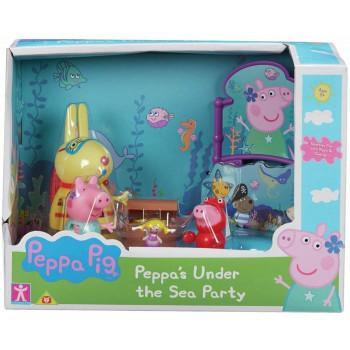 Peppa - Zestaw podwodny świat