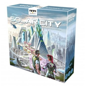 Solar City IUVI Games