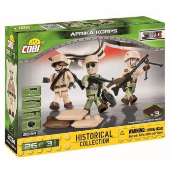 WWII Africa Korps