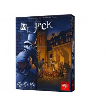 Mr. Jack edycja 2016 REBEL