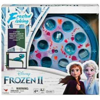Fishing Game Frozen 2 Lodowe łowienie