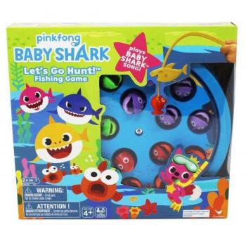 Baby Shark Łowienie rybek