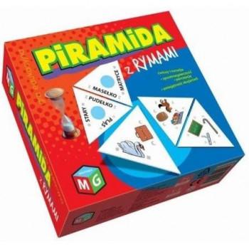 Piramida z rymami