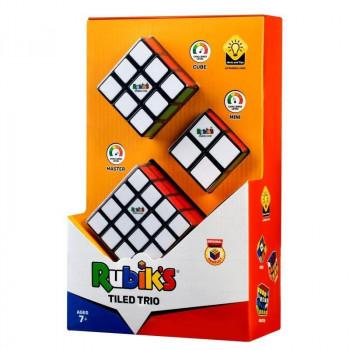 Kosta Rubika zestaw Trio 2x2 + 3x3 + 4x4 RUBIKS