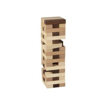 Wieża do wyciągania klocków