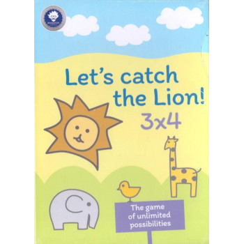 Let's Catch the Lion! 3x4