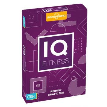 IQ Fitness - Rebusy graficzne ALBI
