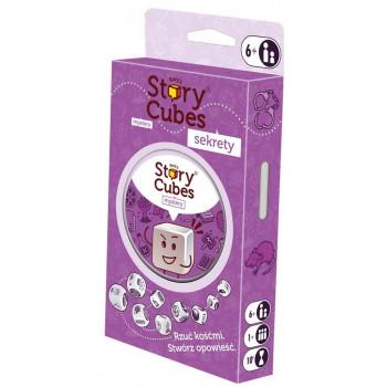 Story Cubes: Sekrety (nowa edycja) REBEL