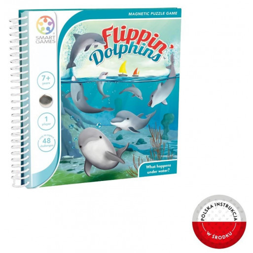 Smart Games Flippin' Dolphins (ENG) IUVI Games