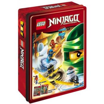 LEGO (R) Ninjag. Zestaw książek z klockami Lego Ameet