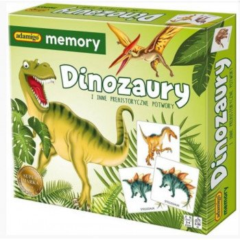 Memory - Dinozaury Adamigo