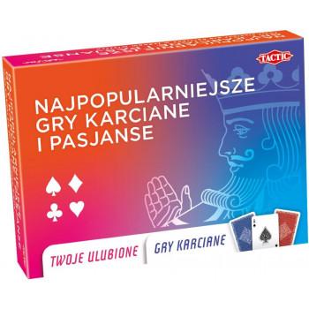 Najpopularniejsze gry w karty