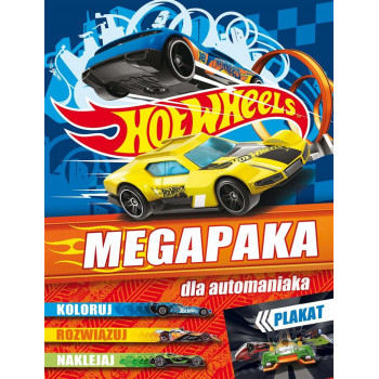 Hot Wheels. Megapaka Olesiejuk Sp. z o.o.