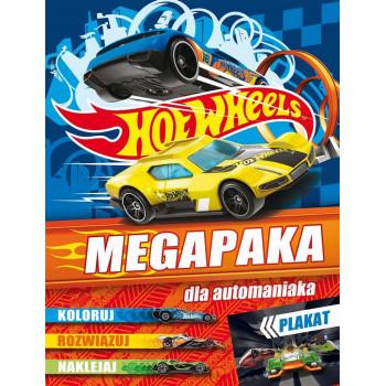 Hot Wheels. Megapaka Olesiejuk Sp. z o.o.