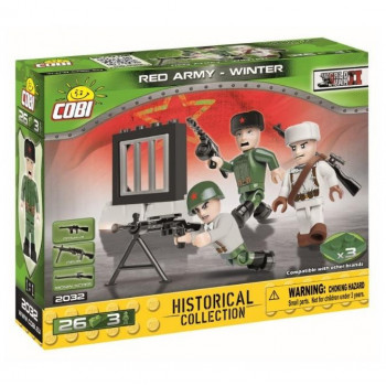 WWII Red Army Winter