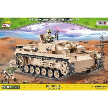 WWII Sturmgeschtz III Ausf. D