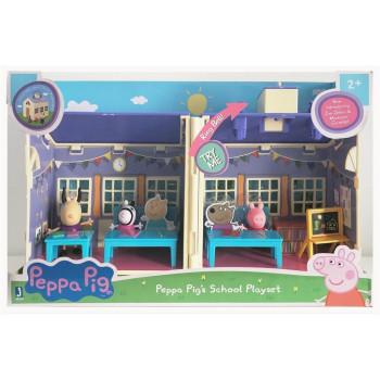 Peppa Pig - Zestaw duży szkoła