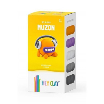 Hey Clay - obcy Muzon