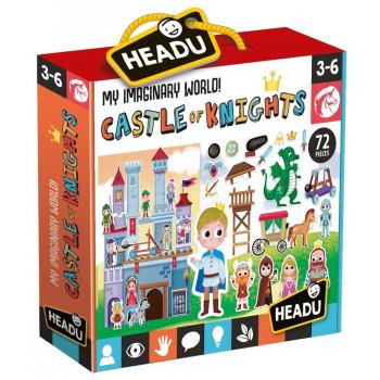 Zamek rycerzy HEADU