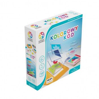 Smart Games Kolorowy Kod (PL) IUVI Games