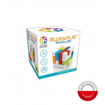 Smart Games Plug & Play Puzzler (PL) IUVI Games