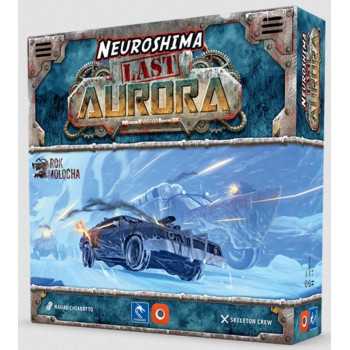 Neuroshima: Last Aurora PORTAL