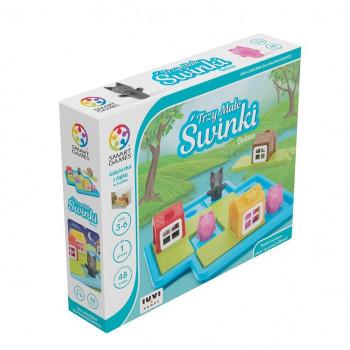 Smart Games Trzy Małe Świnki (PL) IUVI Games