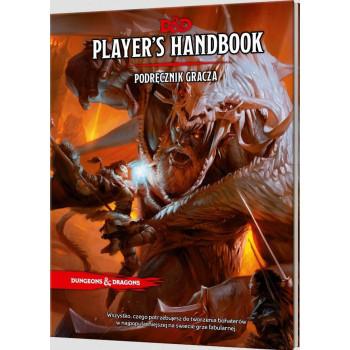 Dungeons&Dragons: Player's Handbook Podr. Gracza