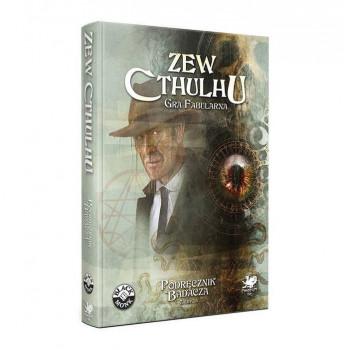 Zew Cthulhu: Podręcznik Badacza BLACK MONK