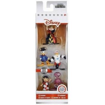Figurki metalowe Disney 5-pack