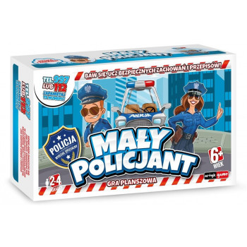 Mały Policjant wersja podróżna