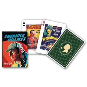 Karty pojedyńcze Sherlock Holmes PIATNIK
