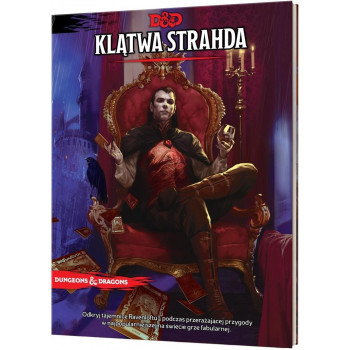 Dungeons & Dragons: Klątwa Strahda REBEL