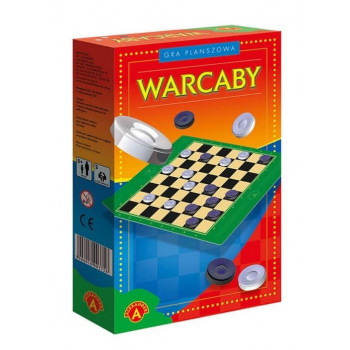Warcaby mini ALEX