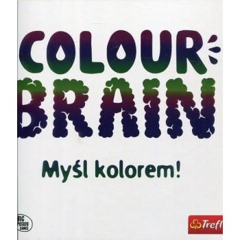 Colour Brain. Myśl kolorem TREFL