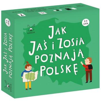 Jak Jaś i Zosia poznają Polskę