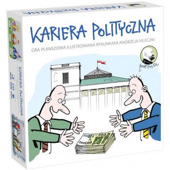 Kariera polityczna + kubek MDR