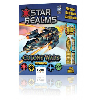 Star Realms: Colony Wars IUVI Games