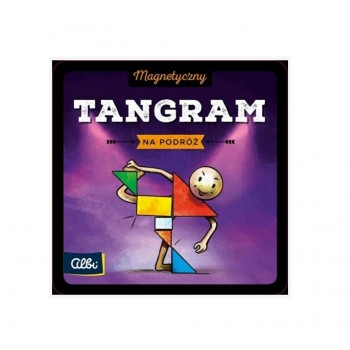 Tangram - gra magnetyczna ALBI