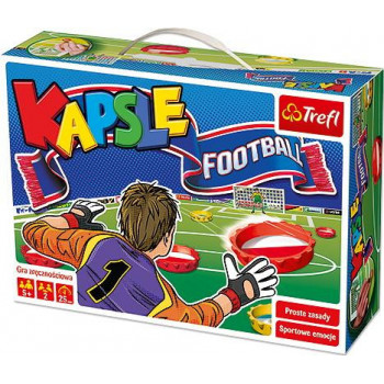 Kapsle Football TREFL