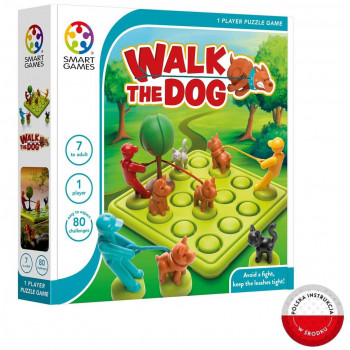Smart Games Walk The Dog (ENG) IUVI Games