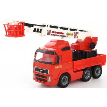 Ciężarówka Straż Pożarna...