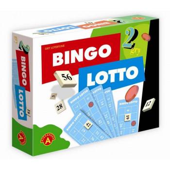 2w1 Bingo + Lotto ALEX