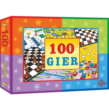 Zestaw 100 gier ABINO